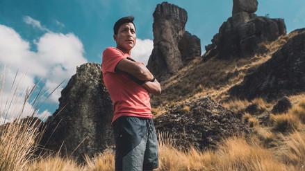 Atleta Remigio Huamán va por la gloria en la Marathon Des Sables