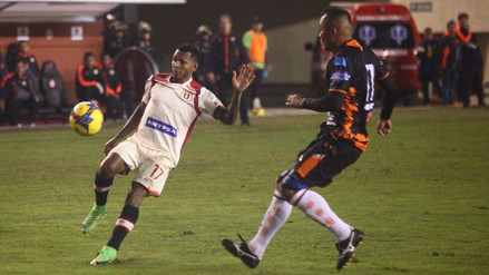 La 'U' empató ante Ayacucho FC y desperdició oportunidad de ser puntero