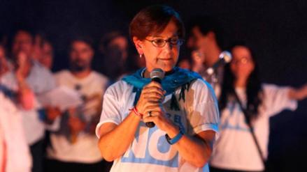 Poder Judicial evaluará impedimento de salida del país de Susana Villarán