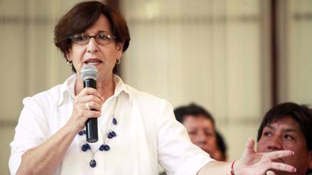 La Fiscalía pediría el impedimento de salida para Villarán y otros dos exfuncionarios de Lima