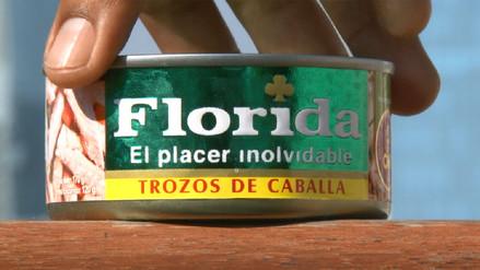 Detectan parásitos en conservas de caballa de la marca Florida