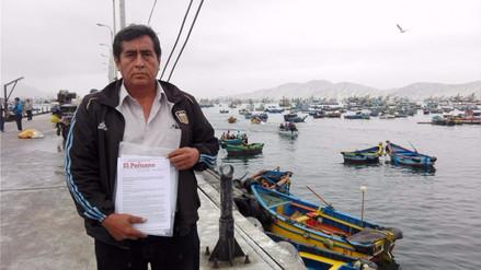 Pescadores piden que se suspenda inicio de pesca de anchoveta hasta mayo