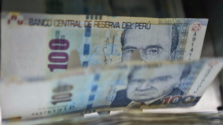 Multa por sellado intencional de billetes es de hasta S/3,400
