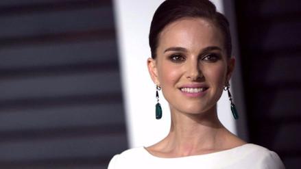 Natalie Portman recordó incómoda experiencia con productor de cine
