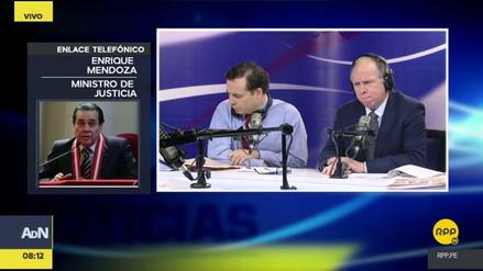 """Mendoza: """"La denuncia a Pablo Sánchez será archivada, no le encontramos fundamento"""""""