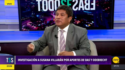 Defensa de Villarán: