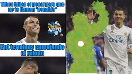 Los divertidos memes que generó el triunfo del Real Madrid sobre Málaga