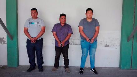 Desarticulan banda criminal que llevaba droga del Vraem a Chile y Bolivia