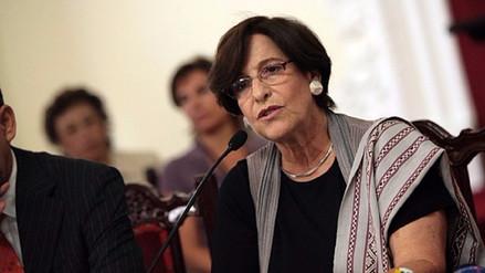 Villarán asiste a audiencia que resolverá su impedimento de salida del país