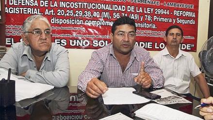 Dirigente denuncia presunta malversación presupuestal en UGEL de Chiclayo