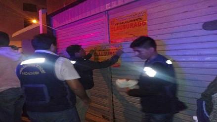 Sancionan a discoteca chiclayana por permitir ingreso de menores de edad