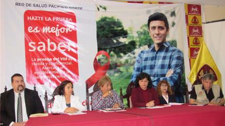Reportan 175 nuevos casos de VIH Sida en hospitales de Chimbote