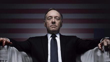 'House of Cards' prepara su regreso sin Kevin Spacey