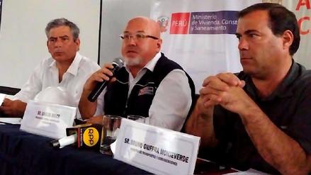 Ministros dieron anuncios tras protesta exigiendo Reconstrucción en Piura