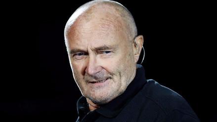 Phil Collins llegará a Perú en marzo del próximo año