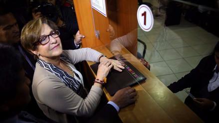 """Susana Villarán: """"No existen fundamentos sobre la investigación que se me imputa"""""""
