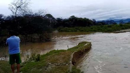 Realizarán simulacro en zona rural arrasada tras desborde del río Motupe