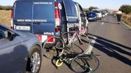 Ciclista fue arrollado por camioneta en la Panamericana Norte