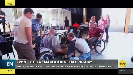 'Makeathon': la competencia que busca ayudar a las personas con discapacidad