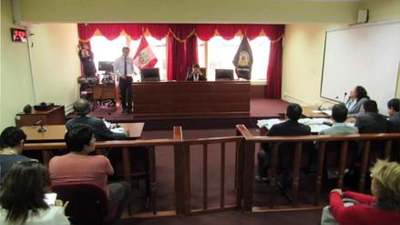 Suspenden audiencia de revocatoria de prisión suspendida contra rector