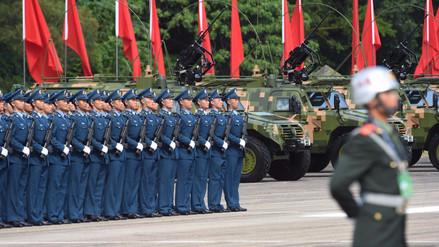 Se suicida un alto mando del Ejército de China investigado por corrupción