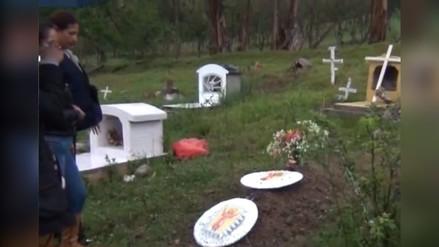 M.P investiga abandono de cadáver de recién nacida en Chota
