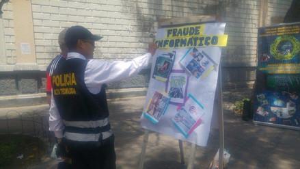 Delitos de acoso virtual a menores se incrementan en Arequipa