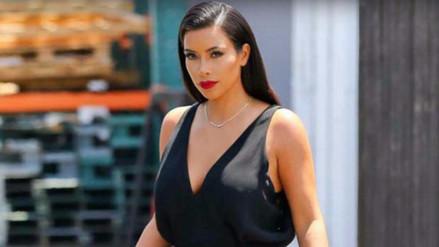 Kim Kardashian sorprende con un nuevo desnudo