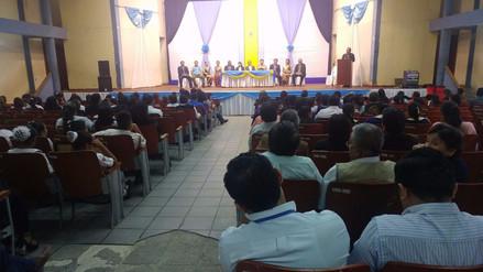 Deslucida ceremonia central por aniversario de José Leonardo Ortiz