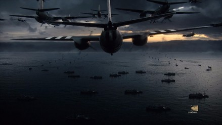 ¿Cómo se compara el inicio de Call of Duty: WWII al verdadero Día D?