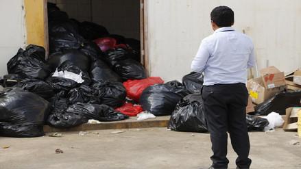 Intervienen hospital Belén por inadecuado tratamiento de residuos