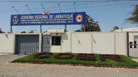 Destacan labor de COER Lambayeque durante El Niño costero