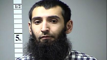 El autor del atentado en Nueva York se declaró no culpable ante el juez