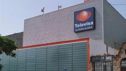 Hallan dos cabezas humanas en una sede de Televisa en México