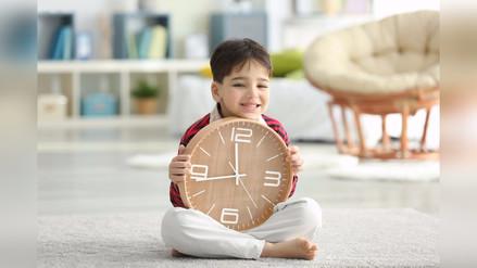 Cómo conseguir que los niños sean puntuales