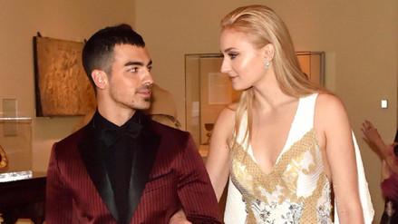 Fotos   Joe Jonas llegó a Lima junto a Sophie Turner
