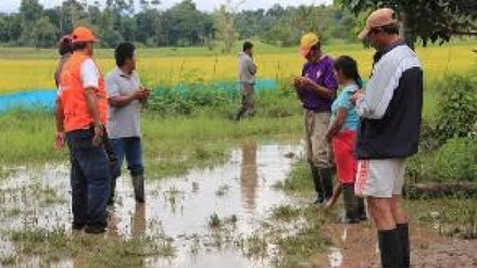 Agricultores lambayecanos se quedan sin bono agrario