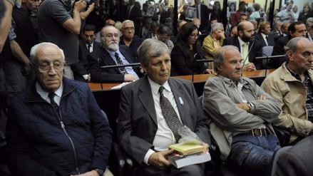 Cadena perpetua para los autores de crímenes de lesa humanidad de la dictadura argentina