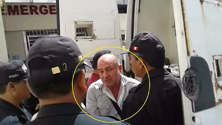 Exalcalde Roberto Torres conducido a emergencia de hospital por diabetes