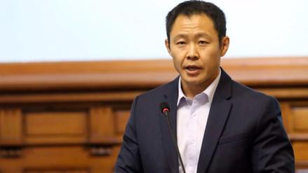 Kenji Fujimori aseguró que renunciará a su tarjeta de consumo navideño