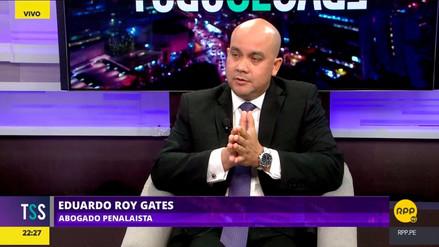 Roy Gates: