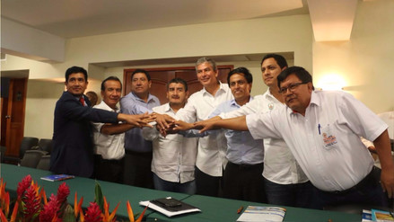 Mancomunidad Nororiente del Perú es reconocida oficialmente