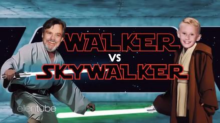Mark Hamill perdió contra un niño en concurso sobre Star Wars