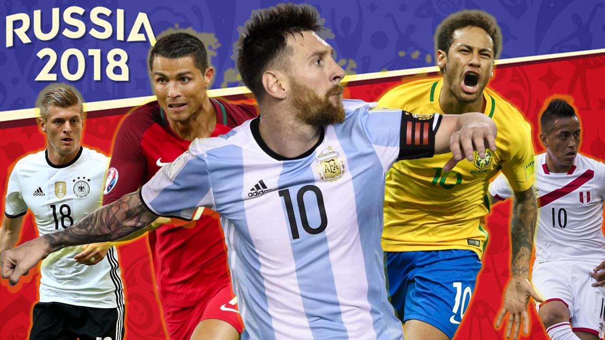 Mundial Rusia 2018: fixture, fecha y horario de los partidos