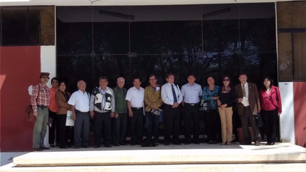 Docentes de Universidad Nacional Pedro Ruiz protestan por falta de pago