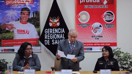 Arequipa ocupa el quinto lugar de personas con Sida en el Perú