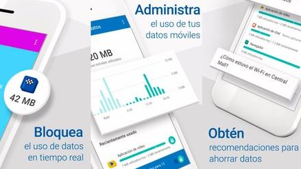 Conoce la aplicación para controlar el plan de datos móviles