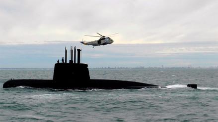 La Armada Argentina finalizó el rescate de tripulantes del submarino ARA San Juan