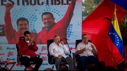 Detienen a dos poderosos dirigentes chavistas por escándalo de corrupción en PDVSA