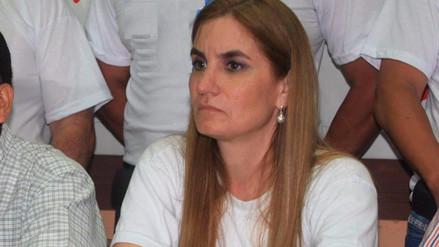 Anel Townsend confirmó que se presentará ante comisión Lava Jato